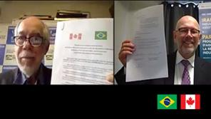 """NRC IRAP opens  doors for Canadian SME collaboration with Brazil"""